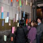 Vernisáž 2. ročníku bienále (foto: Kristýna Káralová)